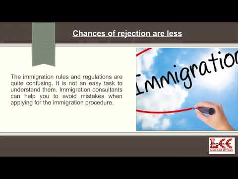 Advantages of Visiting Immigration Consultants Canada
