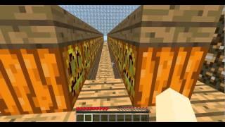 Minecraft Epic Bridge Trap