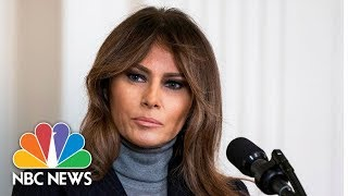 Special Report: First Lady Melania Trump Visits Texas Border City | NBC News