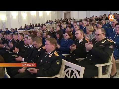 Сегодня в Мурманске отметили 295 лет с момента создания российской прокуратуры