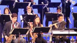 "Miles Ahead Big Band – ""Seven Steps to Heaven"""