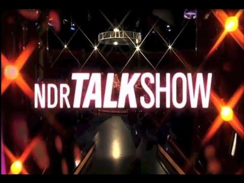 AUERBACH zu Gast in der NDR Talkshow