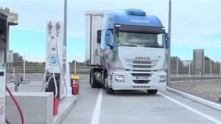 En pratique : faire le plein d'un camion GNL par Proviridis