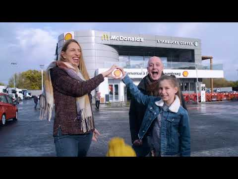 Shell Berchem in Luxemburg