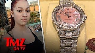 Danielle Bregoli Gifted A $42K Rolex For Her 16th Birthday   TMZ TV