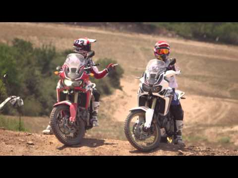 Honda Africa Twin: Official Video