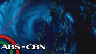 WATCH: PAGASA 5PM briefing   30 October 2018