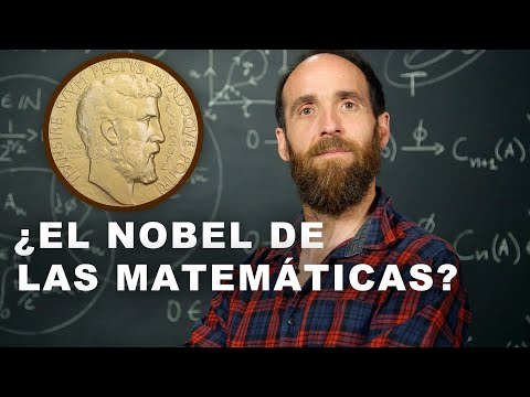 LA MEDALLA FIELDS ¿el Nobel de las matemáticas?