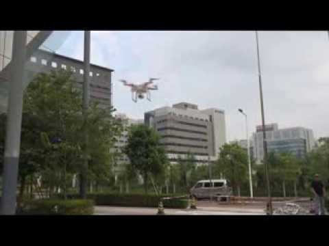 DJI Phantom 2 Vision | Aerial Technology International