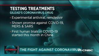 The race for a coronavirus vaccine