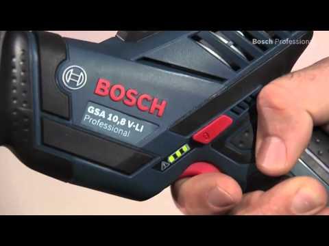 Bosch GSA12V-14 12v Recip Saw Body Only