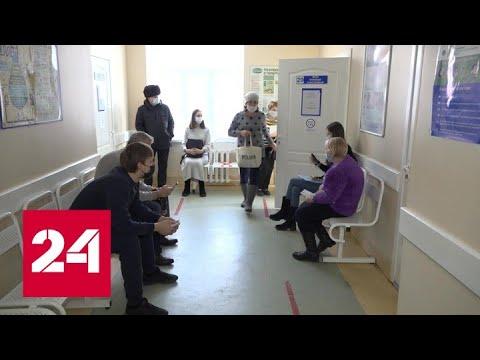 Пациенты с COVID-19 в Омске получают лекарства с доставкой на дом