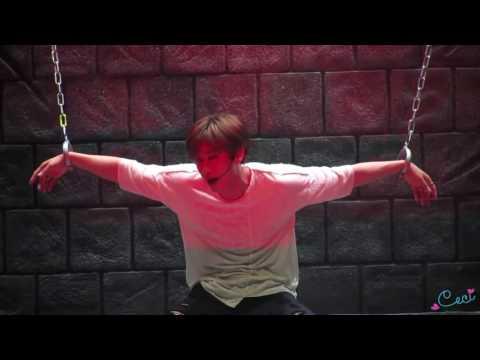 Super junior's Eunhyuk x EXO's Sehun - Dear Two Performance
