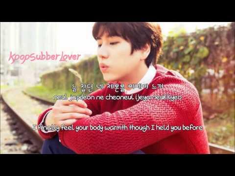 Kyuhyun - At Close (뒷모습이 참 예뻤구나) [Eng Sub+Romanization+Hangul] HD