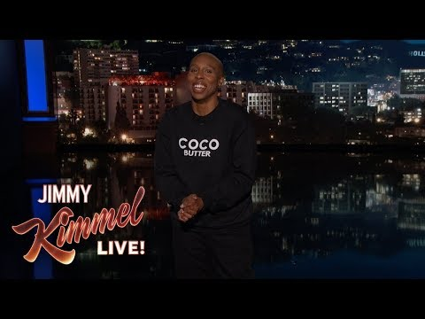 Lena Waithe's Guest Host Monologue on Jimmy Kimmel Live