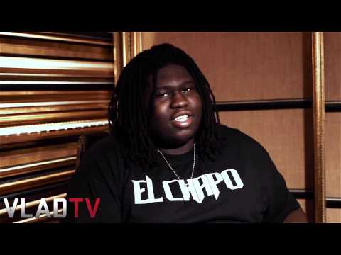 "Young Chop on His ""Young Chop on the Beat"" Tag"