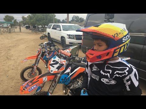 Mini Major 2017 | Hot Lap with Enzo Temmerman | TransWorld Motocross