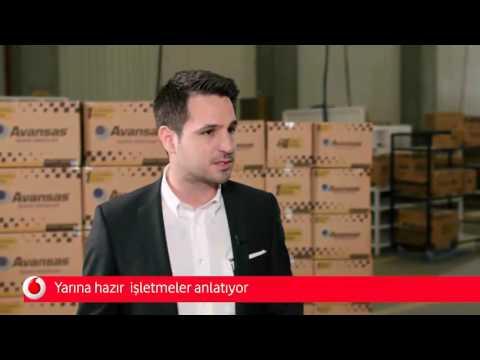 AVANSAS Vodafone ile Yarına Hazır