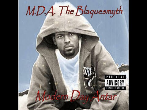 M.D.A. The Blaquesmyth-Chillin' In The P.R.C.
