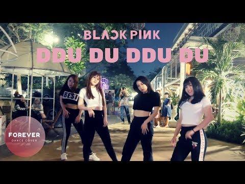 KPOP IN PUBLIC BLACKPINK DDU-DU DDU-DU DANCE COVER IN PUBLIC INDONESIA