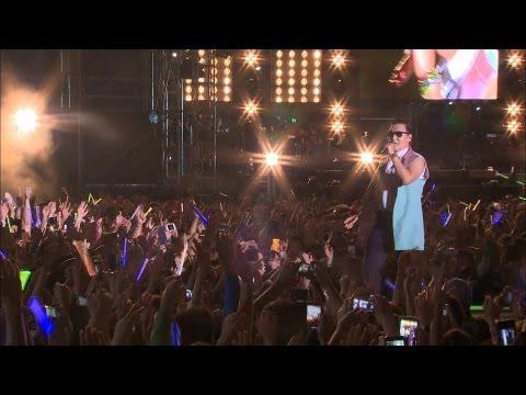 PSY - ENTERTAINER (연예인) @ Seoul Plaza Live Concert