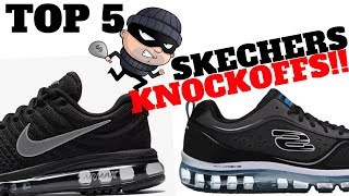 0f97c084b0e Top 5 SKECHERS KNOCKOFFS From Other SNEAKER BRANDS!