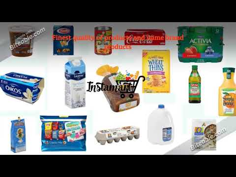 Online Grocery Shopping – Instamart Kauai