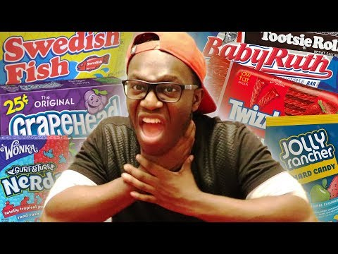 AMERICAN CANDY NEARLY KILLED ME