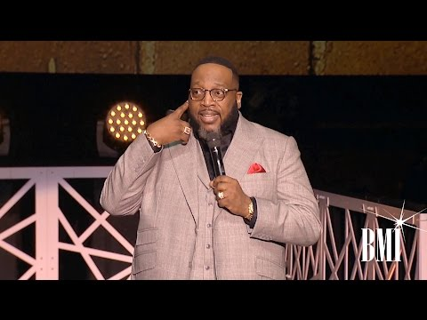 Marvin Sapp's Acceptance Speech at the 2017 BMI Trailblazers of Gospel Music Honors