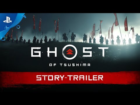 Ghost of Tsushima | Story-Trailer | PS4