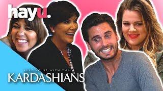 Kardashian Pranks Part 1 | Keeping Up With The Kardashians