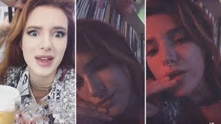 Bella Thorne Reacts To Finding Out Her Boyfriend Died | FULL VIDEO