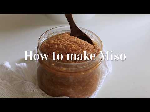 How to make miso