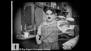 Charlie Chaplin - The Professor (Rare unreleased film)