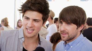 Smosh Predicts Taylor Swift's New Music – Teen Choice Awards 2014
