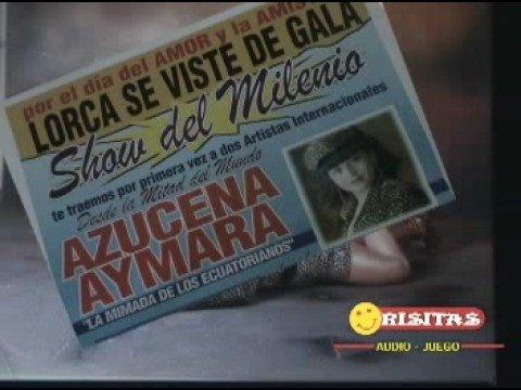 Azucena Aymara - A Los Bosques Me Interno Yo