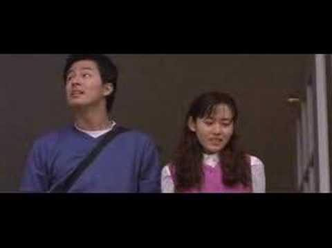 클래식 비내리는 장면 a scene from the classic, korean movie, The Classic