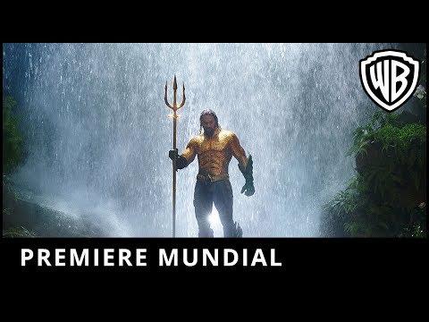 Aquaman - Premiere Mundial en Londres