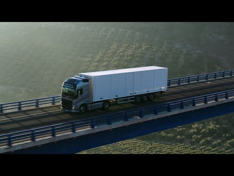 Volvo Trucks - Running footage of Volvo FH with I-Save