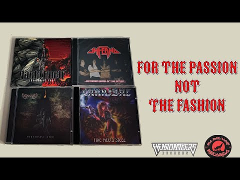 Metal Mailbox #62 - For the Passion, Not the Fashion