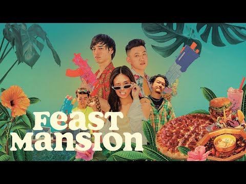 Feast Mansion S1: E#8 - Joji and Rich Brian Are Bringing Their Friends to Feast Mansion (Trailer) | Feast Mansion