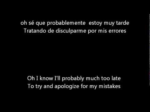 Baixar Bruno Mars - When I Was Your Man subtitulada Lyrics