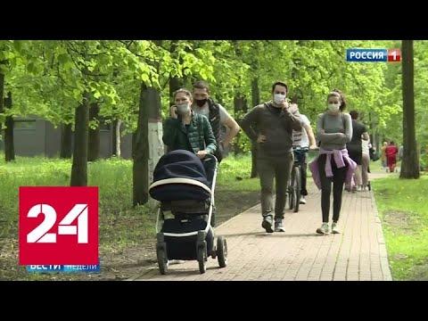1 июня 12 российских регионов смогут смягчить ограничения