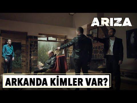 Haşmet Gürkan ve Ali Rıza karşı karşıya! | Arıza