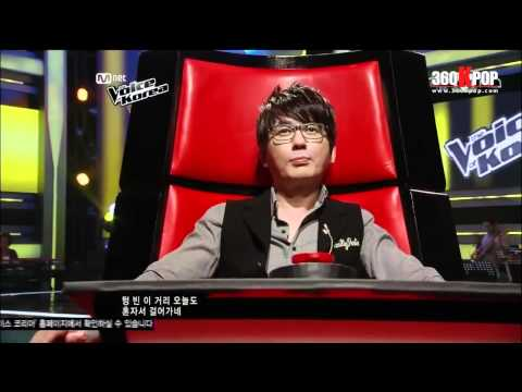 [Vietsub] The Voice of Korea Ep 04 P1/6 [360Kpop.com]