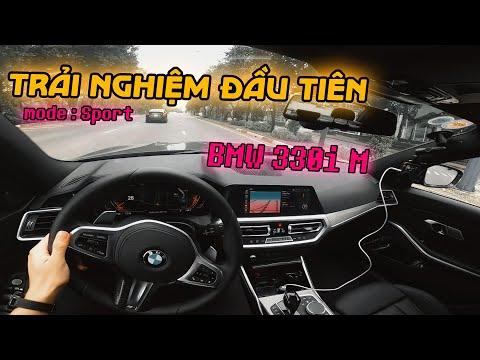 #1 CarVlog Đầu tiên Của Kit : Dạo Phố Cùng Con BMW G20 330I M Sport