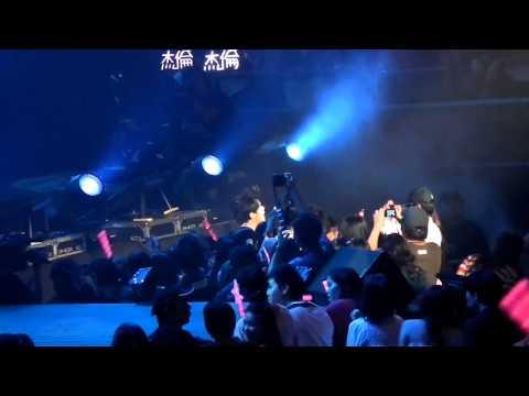 周杰倫 2010 超時代演唱會 24.9.2010 - 簡單愛