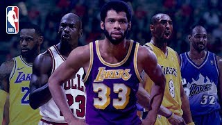 The NBA's Top 5 All-Time Leading Scorers   LeBron, Jordan, Kobe, Malone, Kareem