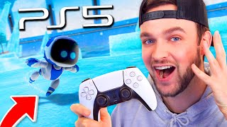 *NEW* PS5 GAMEPLAY + CONTROLLER! (Playstation 5 EARLY)