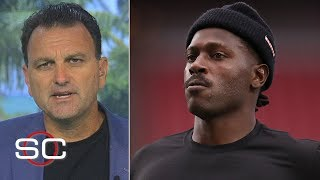 Antonio Brown denies all allegations by his former trainer - Drew Rosenhaus   SportsCenter